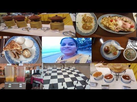 TRAVEL VLOG PART 2||IDEAL BEACH RESORTS IN MAHABALIPURAM||RAMA SWEET HOME