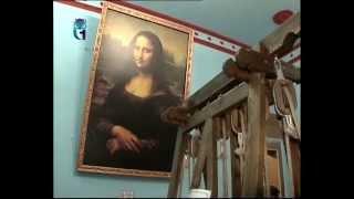Интерактивный музей «Паноптикум научных развлечений» демонстрирует изобретения Леонардо да Винчи