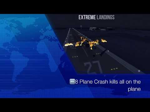 Plane Crash Movie #2 / Extreme Landings
