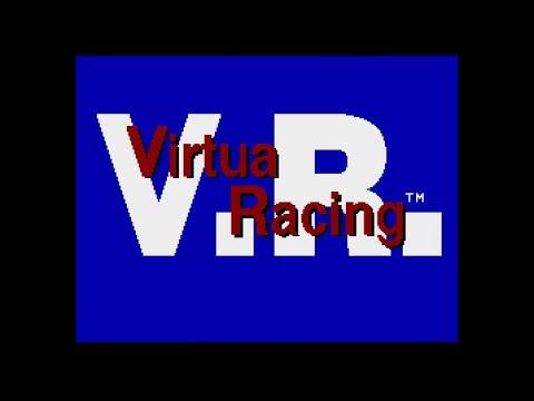 Mega Drive Longplay [283] Virtua Racing