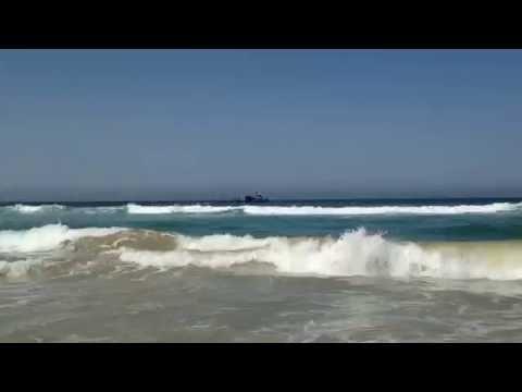Tonijnvissers voor de kust van Zahara de los Atunas