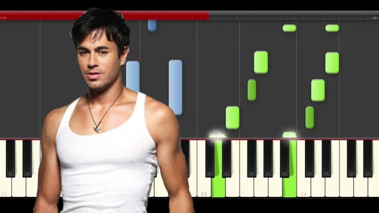 Image Result For Midi Karaoke Enrique Iglesias