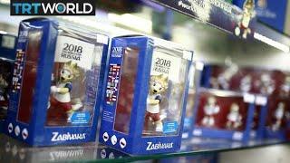 Video Football memorabilia at the World Cup download MP3, 3GP, MP4, WEBM, AVI, FLV Agustus 2018