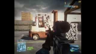 Battlefield 3 game play Intel Dual Core CPU E5300 2,60 GHz...