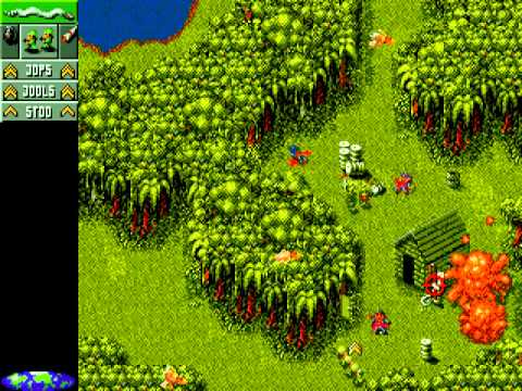 Cannon Fodder, Amiga - Part 1 - Ain't Played In Ages