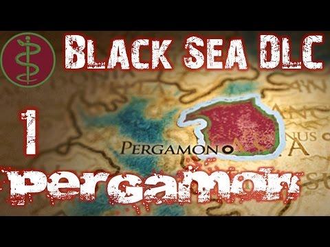 Lets Play Rome Total War 2 - Sehr Schwer - Pergamon (Deutsch, HD, 60 FPS) # 1