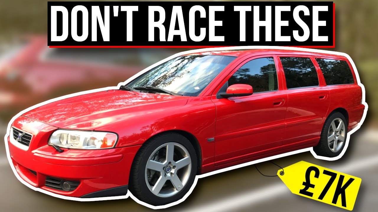 5 CHEAP Sleeper Cars that are INSANELY FAST! (Under £10,000)