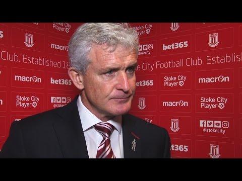 Mark Hughes On Hull City Win