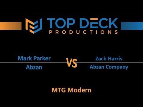 Modern FNM w/ Comm 10/13/17: Mark Parker (Abzan) vs. Zach Harris (Abzan Company)