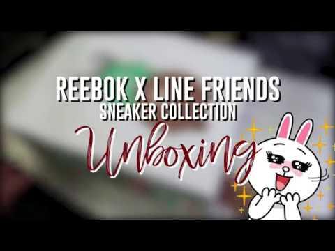 reebok x line