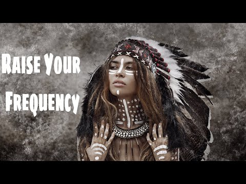 Shamanic Music ➤ With MANTRA For Positive Energy & HIGHER VIBRATION | Spiritual SHAMAN DRUM BEATS