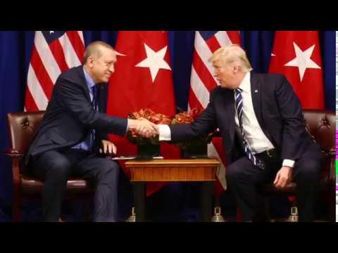 Cumhurbaşkanı Erdoğan'ın ABD Ziyareti #UNGA