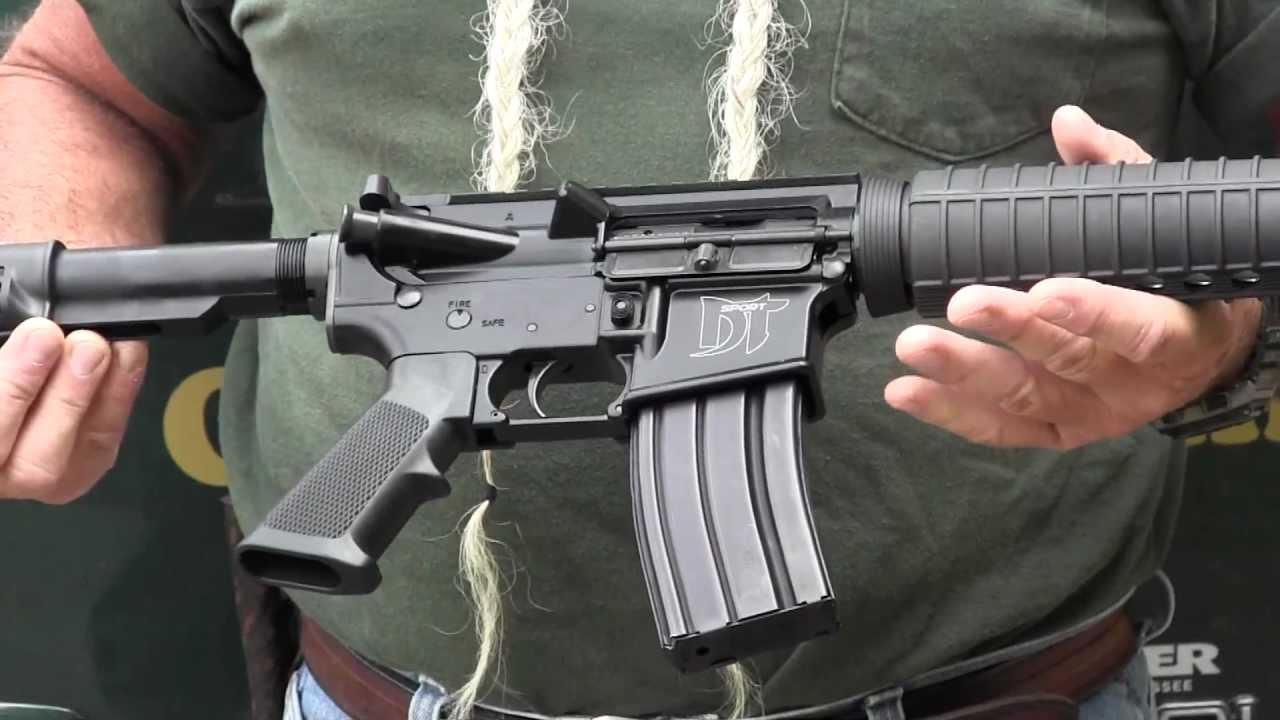 Del-Ton DT Sport 5 56x45mm Semi-Auto AR-15 Carbine - Gunblast com