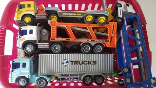 Tayo The Little Bus and More Toys Cars for Kids!!!!