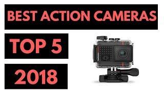 TOP 5: Best Action Cameras 2018