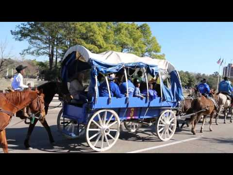 Houston Rodeo 2016 Trail Riders And 10k Run