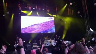 Devin Townsend Project feat. Anneke - Pixillate (Live @ Tuska 2011)