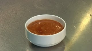 Peach Bourbon Bbq Sauce With Peach Puree : Beer & Bbq
