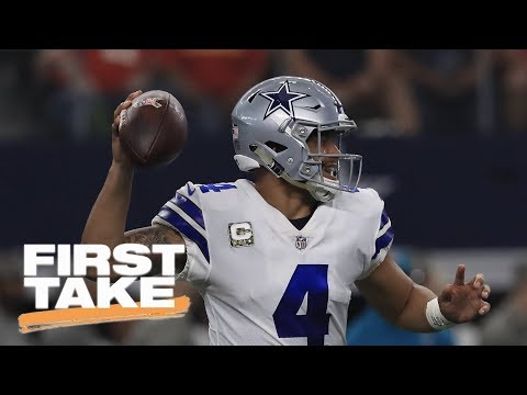 First Take reacts to Dallas Cowboys' 28-17 victory over Kansas City Chiefs | First Take | ESPN