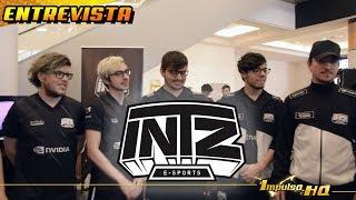 INTZ E-Sports | Entrevista Impulso HQ