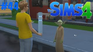 The Sims 4 - 44 - Master Yoda (Let's Play/Playthrough)