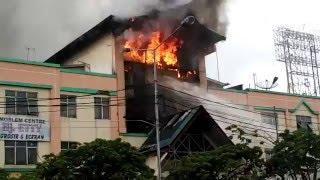Kebakaran Ramayana Pekanbaru : Final pintu timur (lahfadz ALLAH)