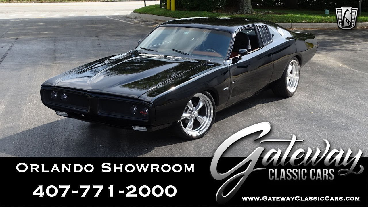 1973 Dodge Charger Gateway Classic Cars Orlando #1420