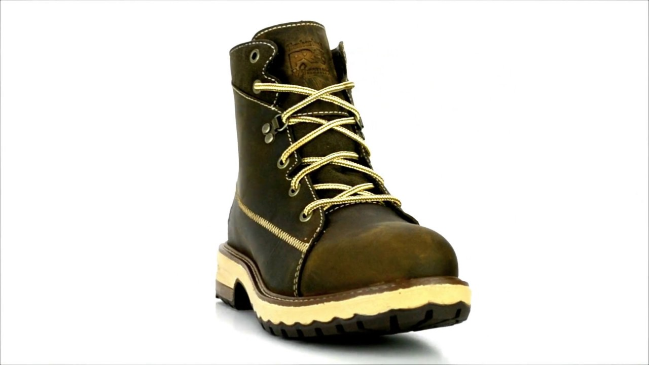 steel toe womens timberlands