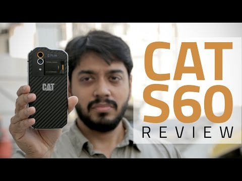 Cat S60 Rugged Smartphone Review | Extreme Tests, Price in India, and More