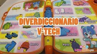 Diverdiccionario Interactivo para Bebés VTech BabyPlaza