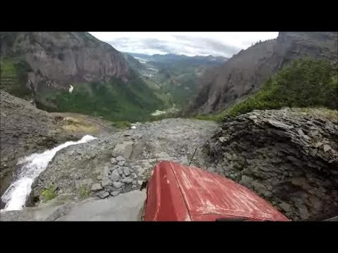 Black Bear Pass Colorado >> The Famous Off Road Trail Black Bear Pass Telluride Colorado