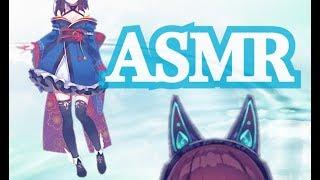 [LIVE] 【ASMR】 囁き,咀嚼音,耳かき,耳マッサージ,水音,心音???