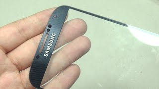 Unbreakable S4: iloome ScreenMate Tempered Glass Screen Protector Review