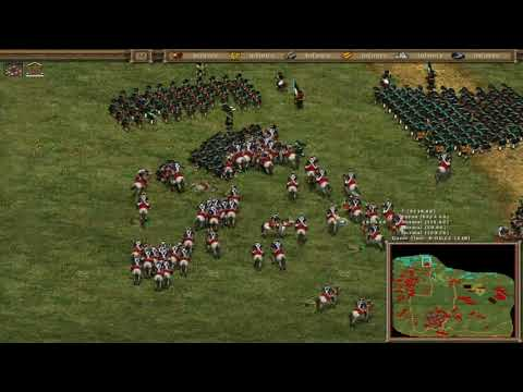 American Conquest: Fight Back - Magderburg Scenario |