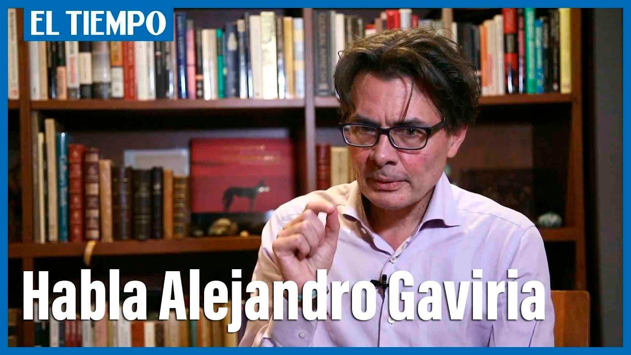 Download Entrevista de Alejandro Gaviria como aspirante a la Presidencia con EL TIEMPO