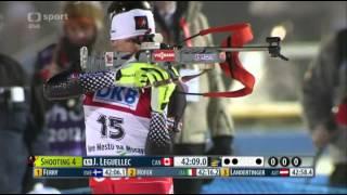 MS Biatlon 2013: Vytrvalostní závod muži 20km- NMNM