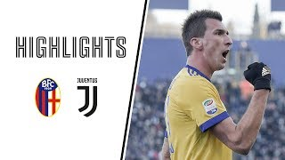 HIGHLIGHTS: Bologna vs Juventus - 0-3 - Serie A - 17.12.2017