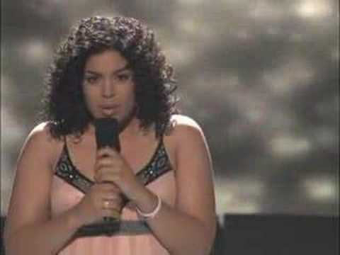 Jordin sparks i who have nothing american idol top 3