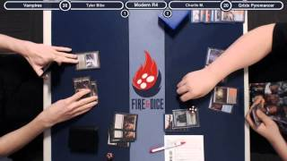 MTG Modern GPT Los Angeles: Tyler Bibo (Vampires) vs Charlie M. (Grixis Pyromancer)
