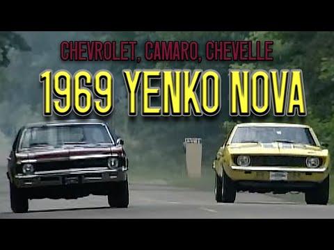 1969 Chevrolet Yenko Nova 427/450 HP Dream Car Garage 2004 TV series Vintage Dream Car