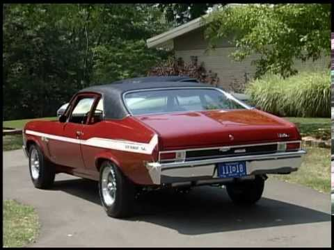 1969 Chevrolet Yenko Nova 427 450 Hp Dream Car Garage 2004