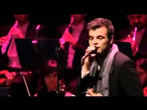 Non si può morire dentro   Francesco Renga live Madrid -Teatro Quinto