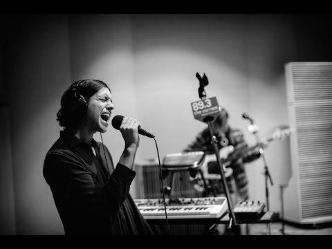 Strange Names - Trespassing (Live on 89.3 The Current)