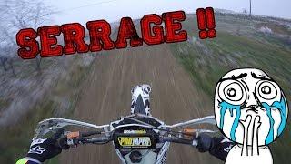 J'AI SERRE LE KTM !!! | Motocross Vertaizon