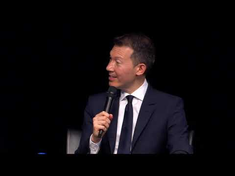 #ParisAirForum 2019 - Dialogue Avec Ben Smith, Directeur Général D'Air France-KLM