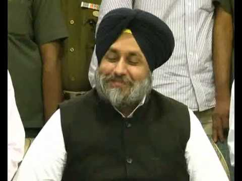 SUKHBIR SINGH BADAL IN PAK TO BRING TWO PUNJABS CLOSER