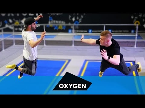 The UK's Favourite Trampoline Parks! | Oxygen Freejumping