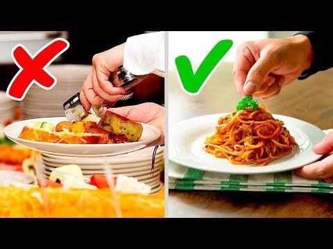 Интересные Факты о Ресторанах со Шведским Столом