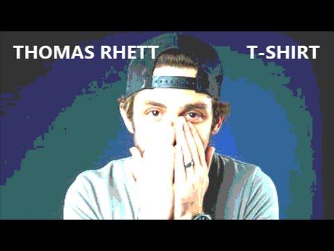 Thomas Rhett - T-Shirt (lyrics)