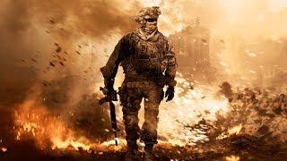 Марш бросок до Финала - Call of Duty 4: Modern Warfare.